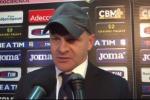 """Palermo-Cagliari, Iachini: """"Siamo stati bravi, ma già pensiamo alla prossima partita"""" -Video"""