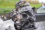 Forse colpa della pioggia l'incidente mortale di Gela - Video