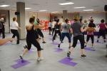 """Danza, yoga e boxe in una lezione: in Sicilia si diffonde il """"Jazzercise"""""""