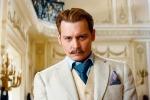 Johnny Depp, mercante d'arte al cinema... tutto da ridere