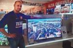 Tv smart con schermi rivoluzionari: tutte le novità al salone di Las Vegas