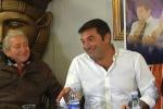 """""""I personaggi"""", Max Giusti debutta a Palermo"""