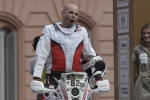 Dakar, tragedia nella terza tappa Muore il motociclista Hernik