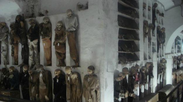 esperti, mummie, Palermo, Cultura