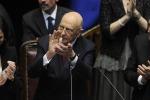"""Dopo il malore e l'intervento l'ex presidente Napolitano trasferito in reparto: """"Ottime condizioni"""""""