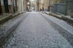 Ciclone polare a Enna, chiuse le scuole e niente lezioni all'università