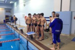 """Grandi maestri a Palermo, """"Collegiale di nuoto"""" alla Polisportiva Ferrito"""