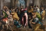"""Theotocópuli, esposte a Palermo le opere di """"El Greco"""""""