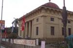 Protestano i giardinieri dell'Orto Botanico a Palermo: chiusi i cancelli