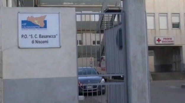 ospedale niscemi, Caltanissetta, Cronaca
