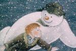 """""""Il pupazzo di neve"""" che incanta i bambini: spettacolo a Palermo"""