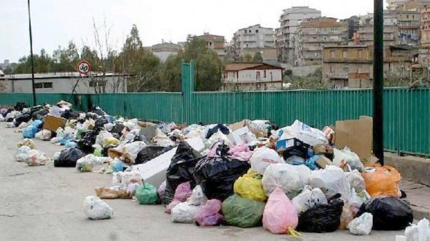 canicattì, cronaca, netturbini, Agrigento, Cronaca