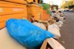 Rifiuti a Palermo e provincia, al collasso 47 Comuni - Video