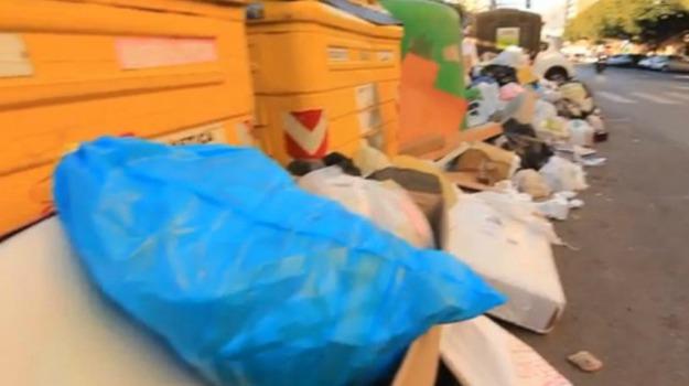 canicattì, rifiuti, Agrigento, Cronaca