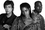 "McCartney, Rihanna e Kanye West insieme per ""Four Five Seconds"""