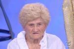 """E' morta Rosetta, la nonnina tutto pepe di """"Uomini e donne"""": aveva 93 anni - Foto"""