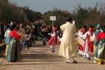 Partita la sagra del mandorlo in fiore ad Agrigento col festival dei bambini nel mondo