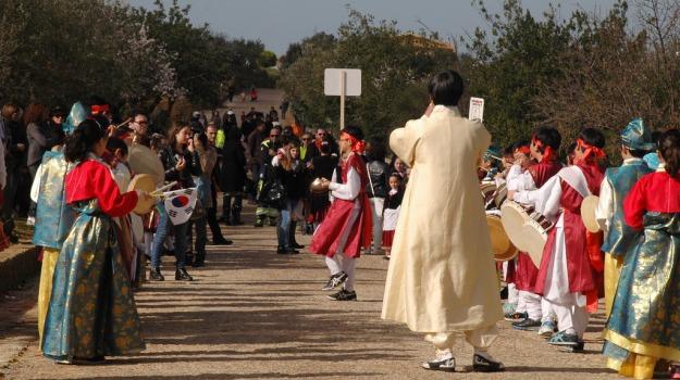 folklore, sagra del mandorlo in fiore, Agrigento, Cultura