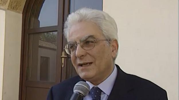 elezione, presidente della Repubblica, Quirinale, Sergio Mattarella, Palermo, Cronaca