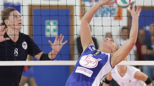 marsala, volley, Trapani, Sport