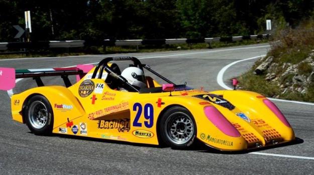 auto, velocità montagna, Trapani, Sport