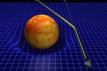 Misurata la curvatura dello spazio-tempo