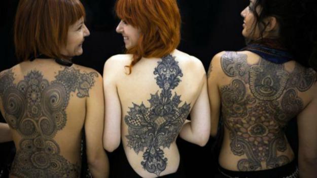 crema, tatuaggi, Sicilia, Società