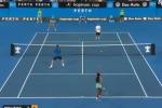 """Tennis, Flavia Pennetta colpisce le """"parti basse"""" dell'avversario: in un video il divertente fuori programma"""