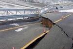 Viadotto crollato, l'impresa: lavori di ripristino a nostre spese