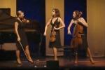 La musica classica diventa divertente: l'esibizione di 4 artiste
