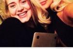 Adele, prove di intesa con Lady Gaga