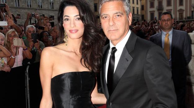 al jazeera, avvocato, moglie di clooney, George Clooney, Sicilia, Mondo