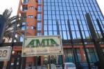 In vendita tutti gli immobili dell'Amia