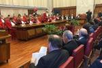 """Anno giudiziario: """"Mafia potente, no al protagonismo dei giudici"""" - Vd"""