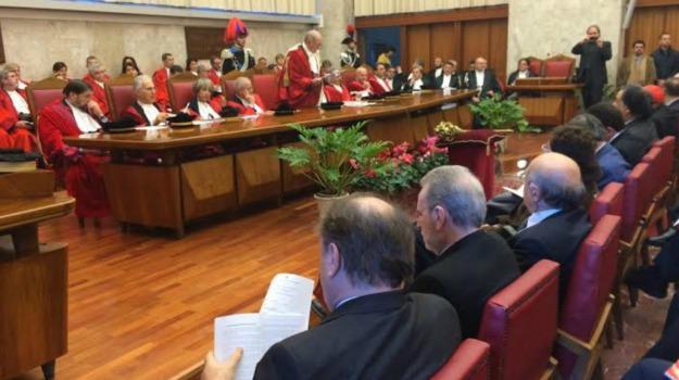Anno giudiziario, i dati, Palermo, Ivan Marino, Sicilia, Palermo, Cronaca