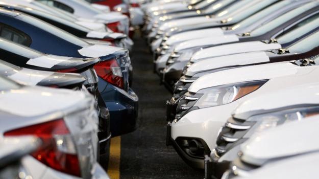 auto, ford, general motors, Sicilia, Economia