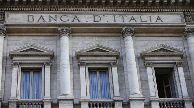 bankitalia, recessione Italia, recessione tecnica, Sicilia, Economia