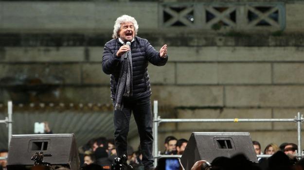 MOVIMENTO 5 STELLE, pd, Quirinale, Beppe Grillo, Sicilia, Politica