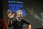 Beppe Fiorello racconta Modugno al Vittorio Emanuele di Messina