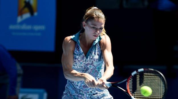 Atp, australian open, Tennis, wta, Andreas Seppi, Camila Giorgi, Sicilia, Sport
