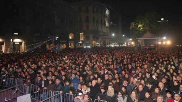 capodanno palermo, Palermo, Politica