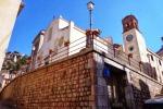 Chiesa del '600 in fiamme a Caltavuturo, distrutti cinque quadri - Video
