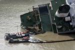 Cina, rimorchiatore affonda durante il viaggio di prova: 22 morti