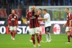 Il Milan affonda in casa con l'Atalanta Allunga la Juve, Napoli e Samp ok