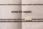 """Dentista omosessuale, volantino choc: """"Pazienti fate attenzione"""""""