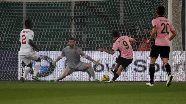 Calcio, campionato, Palermo, roma, rosanero, SERIE A, Palermo, Calcio