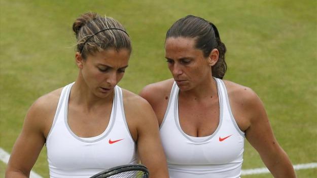 fed cup, quarti di finale, Tennis, Sara Errani, Sicilia, Sport