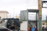 Paura al distributore: esplode un autocarro a Ragusa