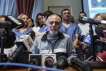 Ebola, il medico guarito è tornato in Sicilia e ha mangiato la cassata
