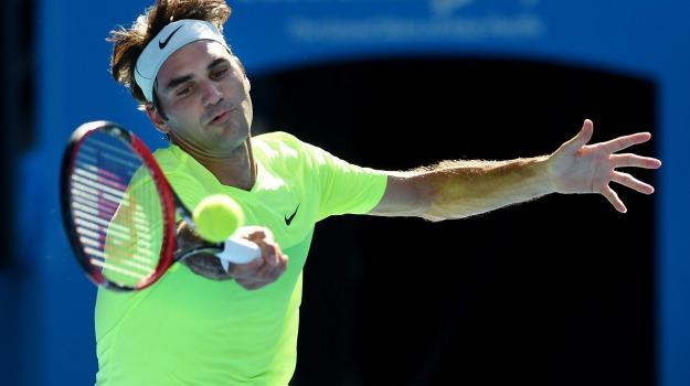 Atp, australian open, Tennis, Roberta Vinci, Roger Federer, Sara Errani, Simone Bolelli, Sicilia, Sport